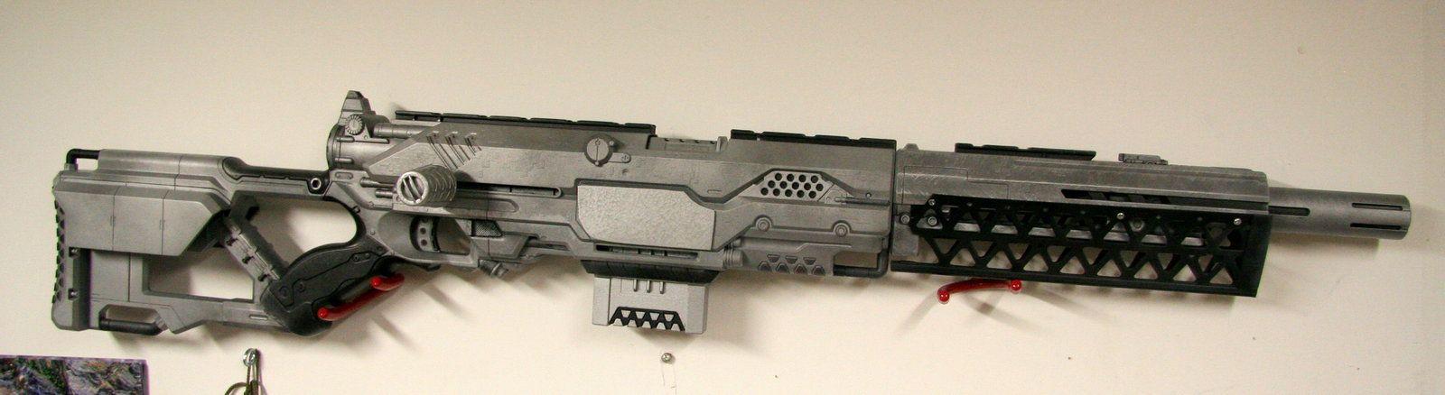 Nerf gun-2