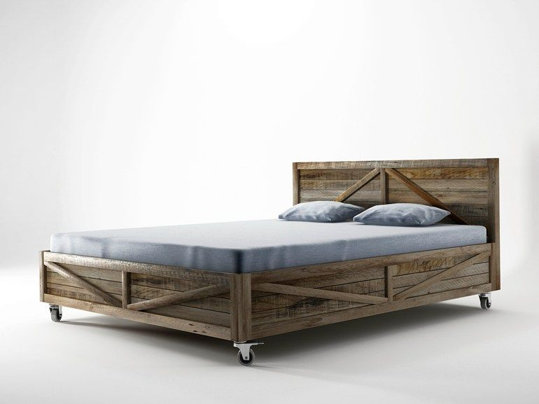 KRATE Letto king size by KARPENTER | 床 | Letto king、Letto king ...