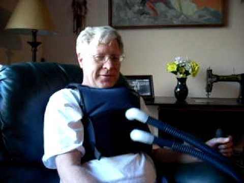 Bronchiectasis Chronic Lung Disease The Vest Therapy border=