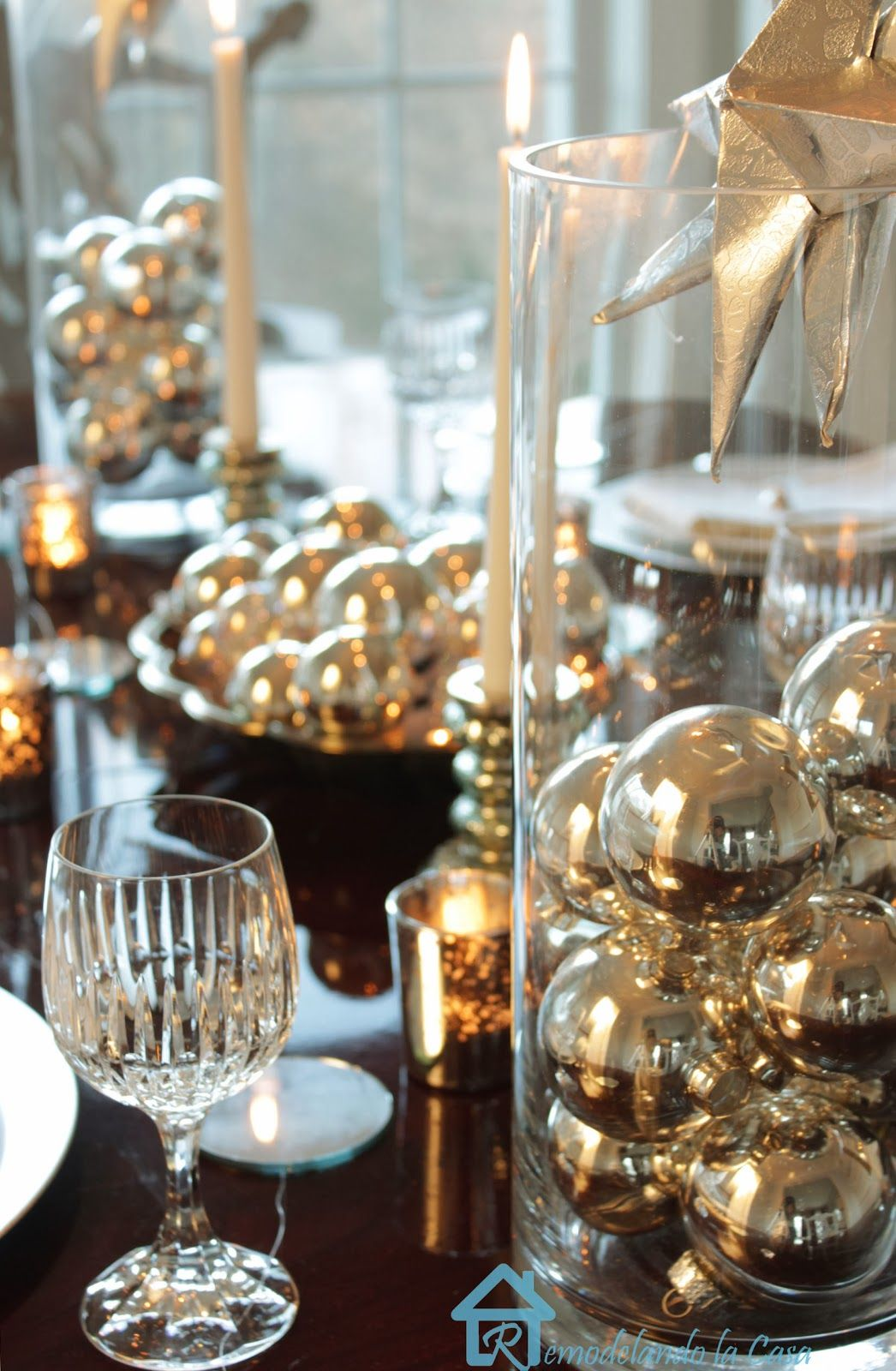 A Last Minute New Year's Eve Tablescape | New years eve ...