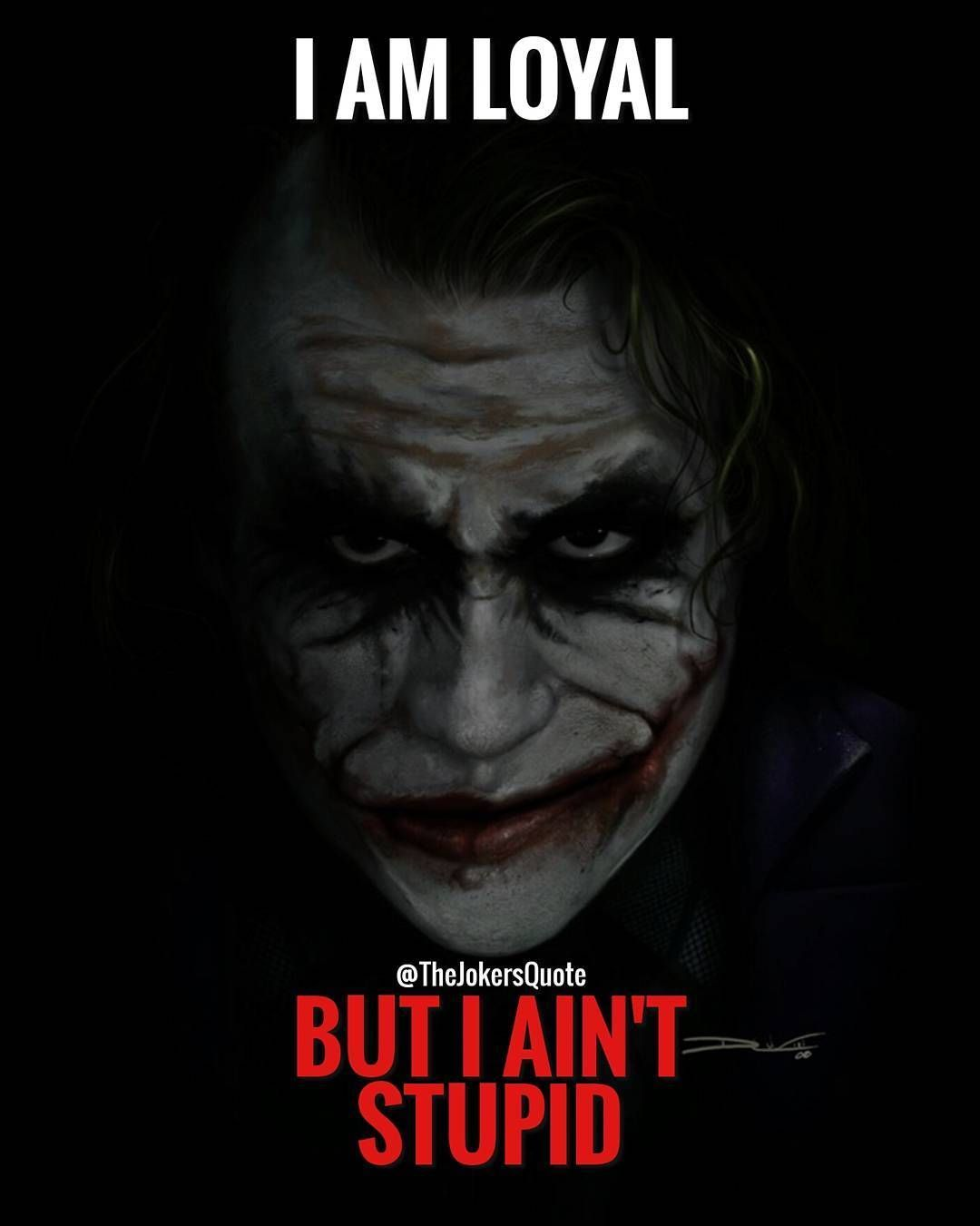 967 Likes, 3 Comments Joker Quotes (thejokersquote) on