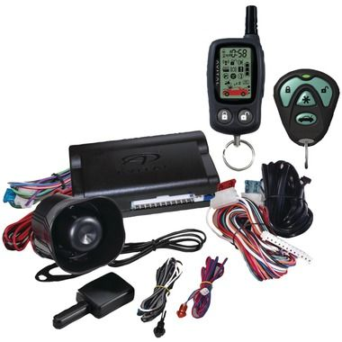Avital Lcd 2-way Security System @ $124.11