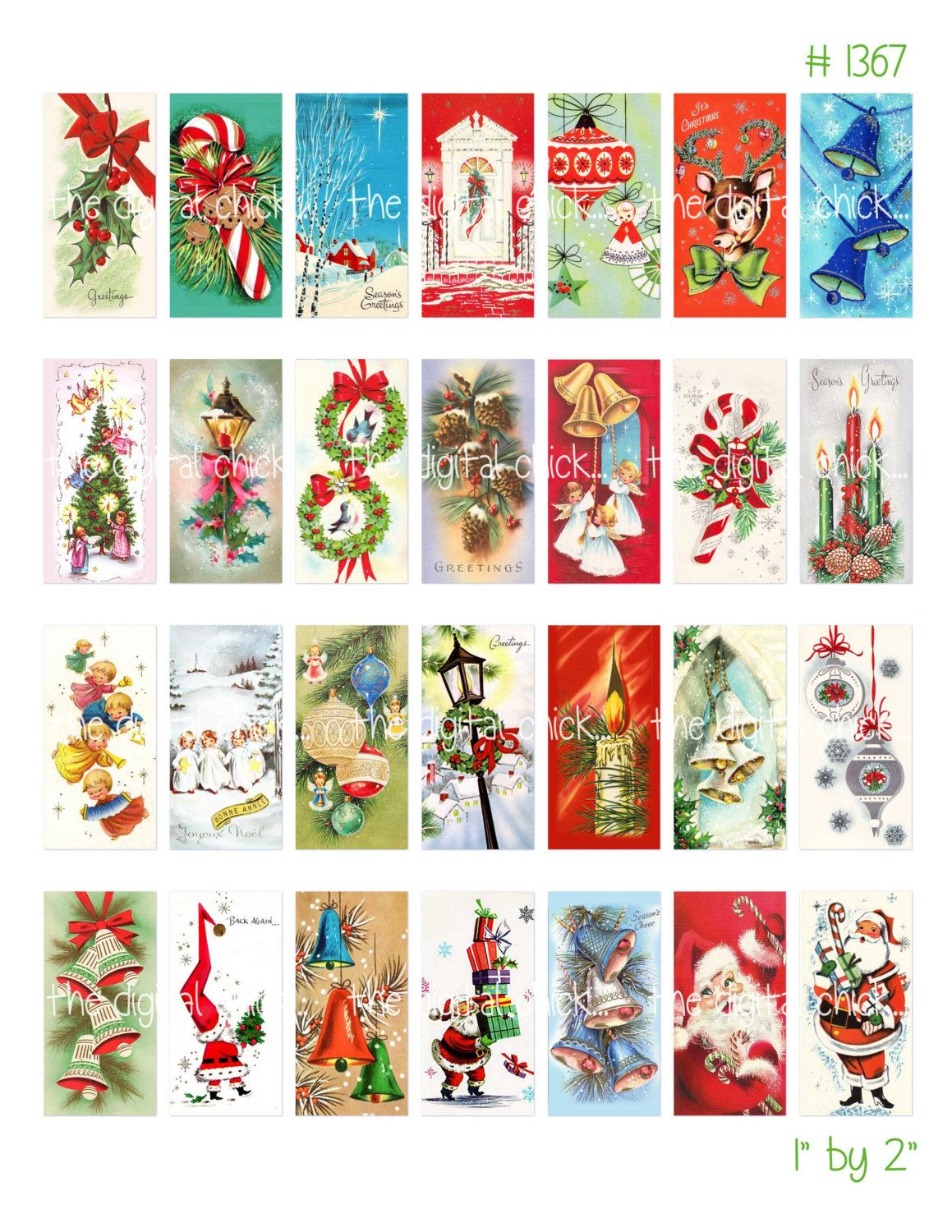 Digital Scrapbooking Designers At Easyberry Com Christmas Clipart Christmas Card Images Domino Art