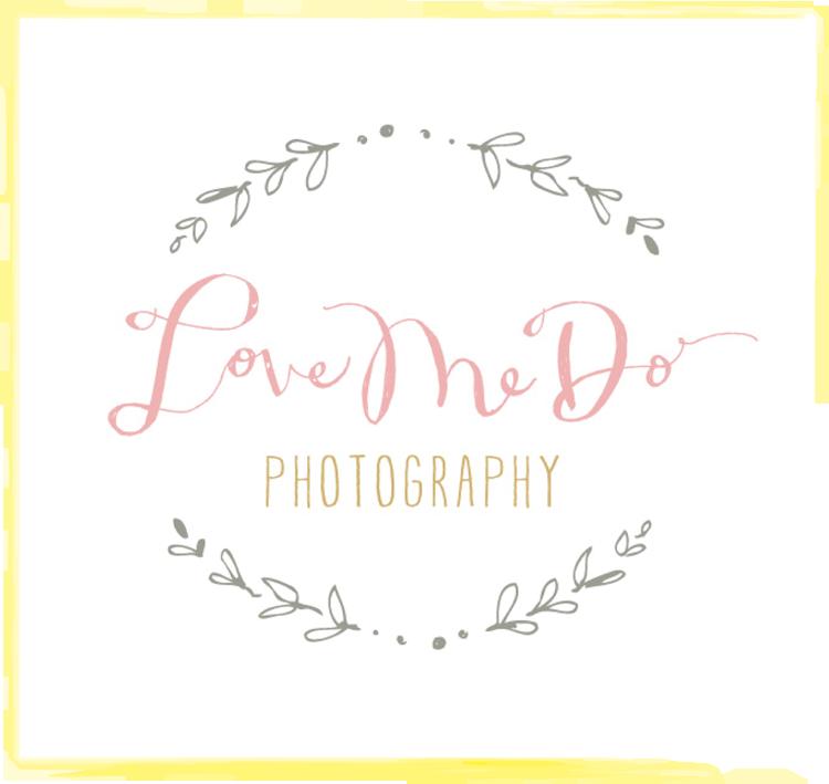 Love Me Do CalligraphyLogo - LindseyBee Blog - LindseyBee