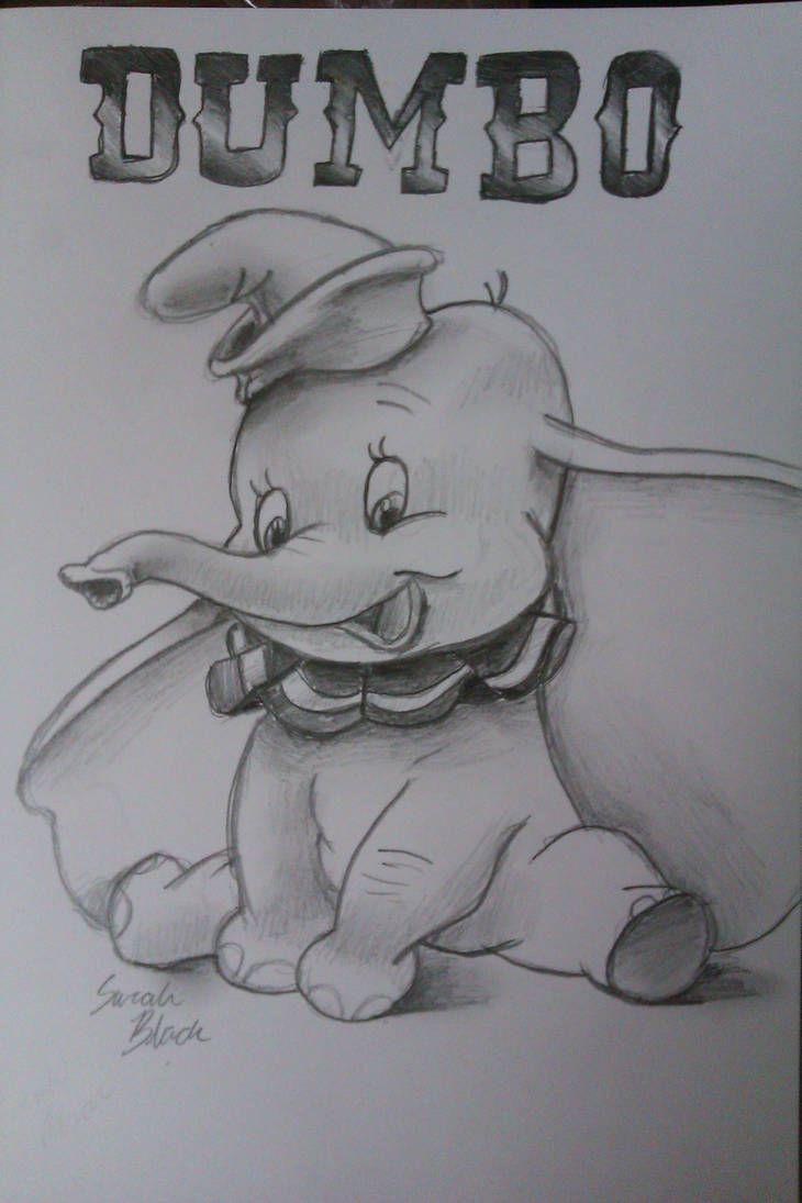 Dumbo von Blossom8 auf DeviantArt - #carsdisneyzeichnen