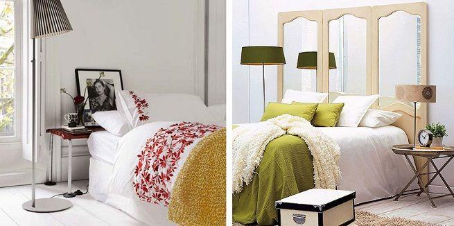 Consejos para decorar una dormitorio de matrimonio pequeño ...