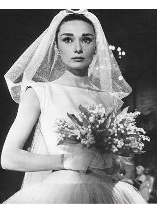 Audry Hepburn in Funny face