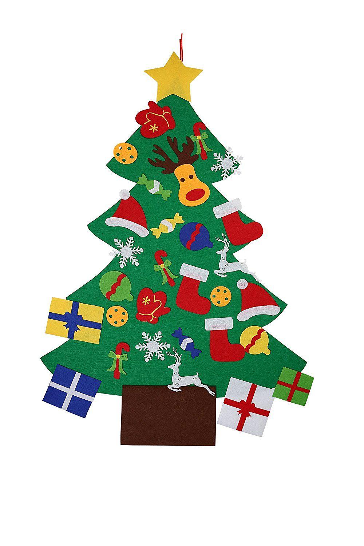 Diy Balloon Christmas Tree Kit From Amazon Fun Christmas Craft To Do With The Kids Diy Christmas Tree Balloon Diy Christmas Balloon Decorations