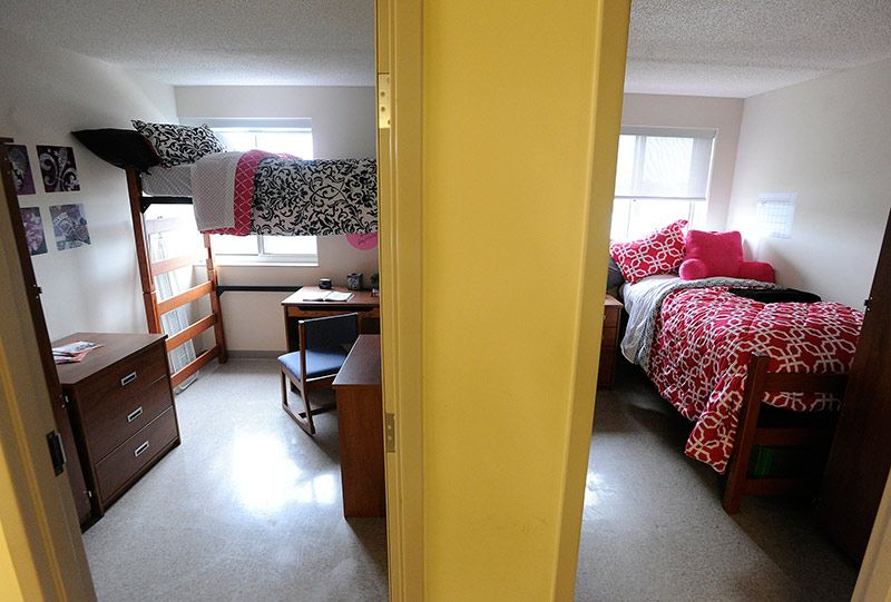 Wayne State\'s residence halls are highlighted in this Detroit News ...