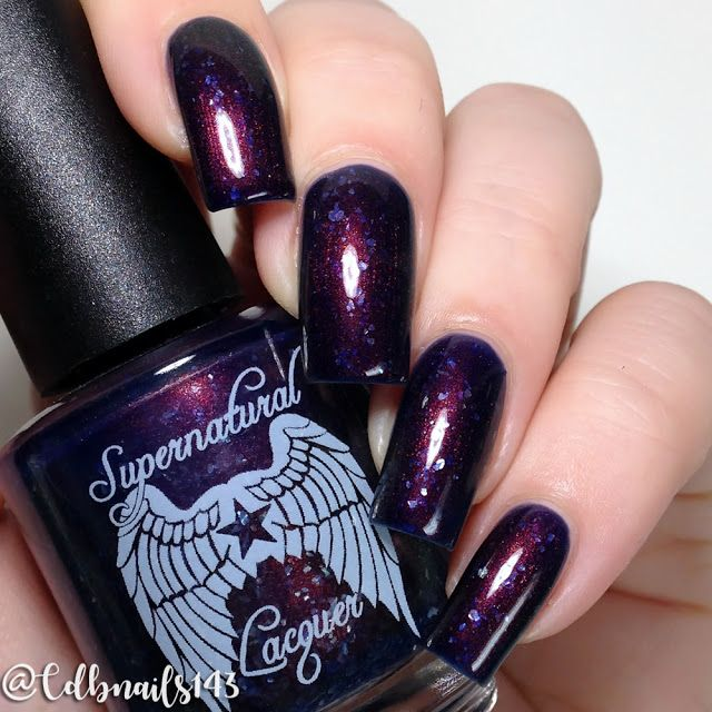 Supernatural Lacquer - What\'s This? (Nightmare Before Christmas Duo ...