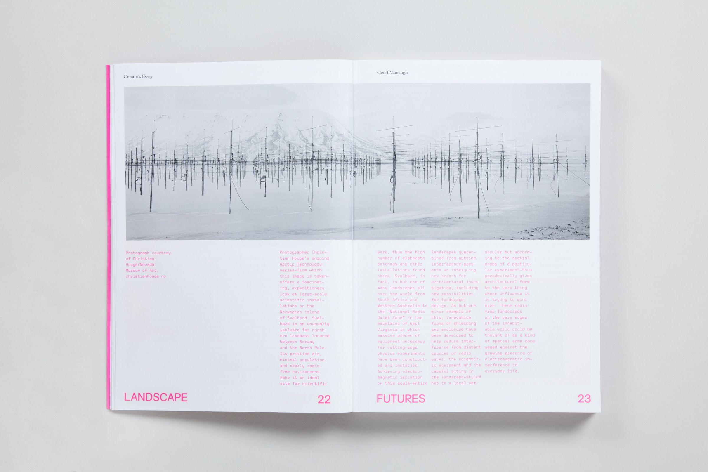 Landscape Futures — Everything Type Company