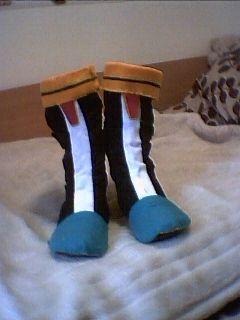Silver The Hedgehog Shoes Yep Need To Make These And Shadow Shoes Silver The Hedgehog Sonic Costume Hedgehog