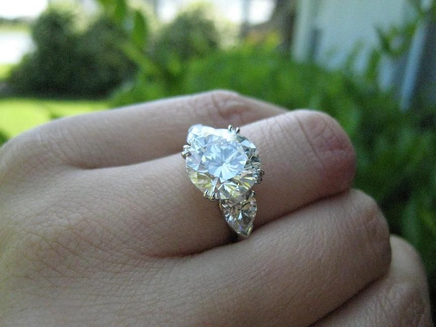 Show me your Leon Mege rings Page 3 PurseForum rings