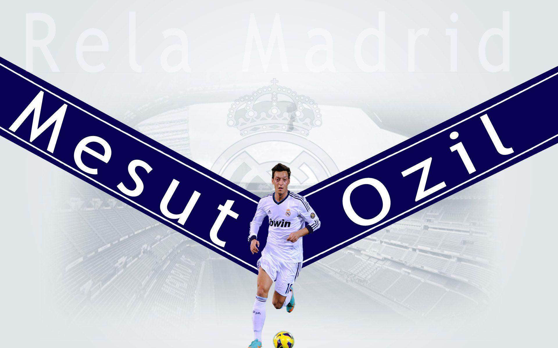 2013 Mesut Ozil Real Madrid HD