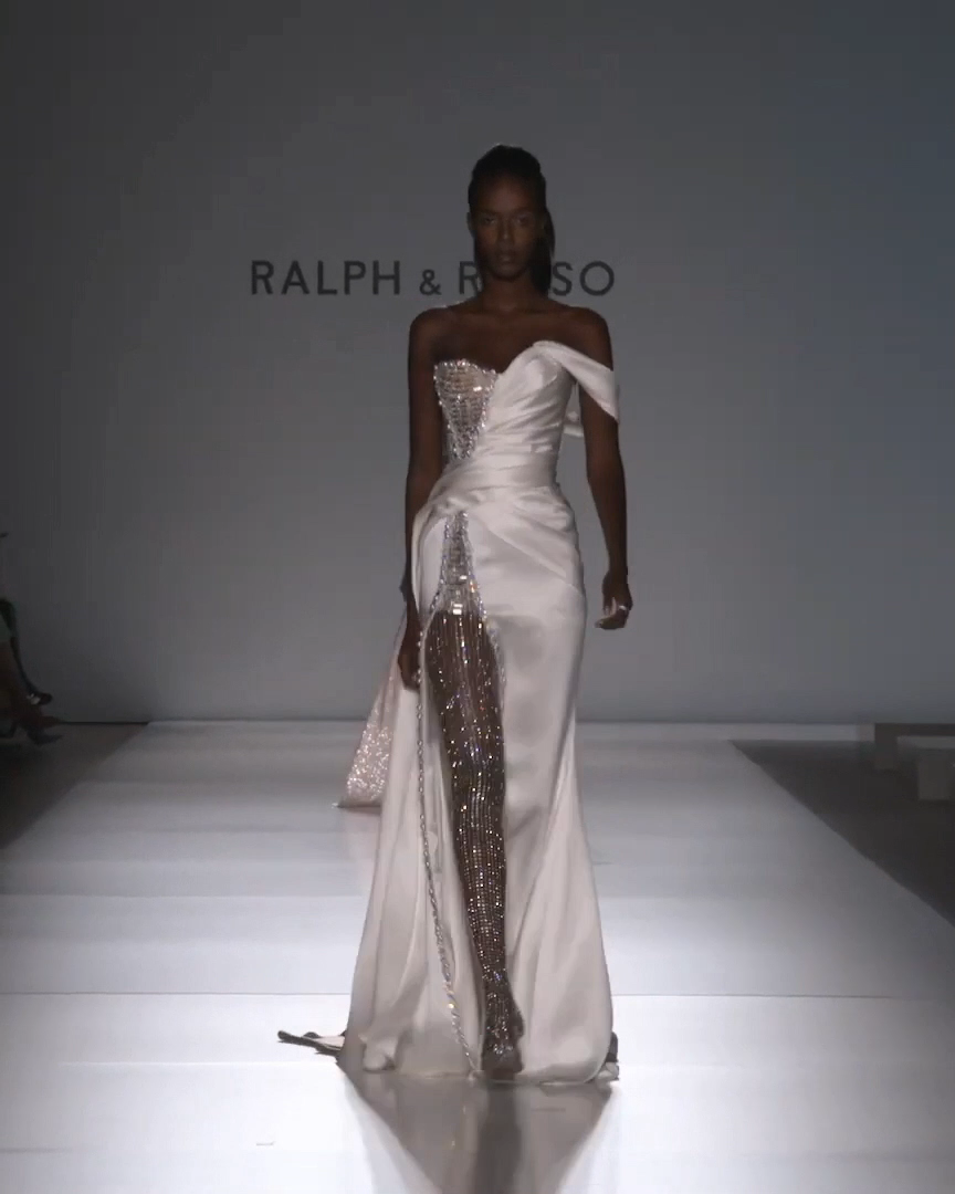 Ralph & Russo Look 37. Spring Summer 2020 Couture Collection