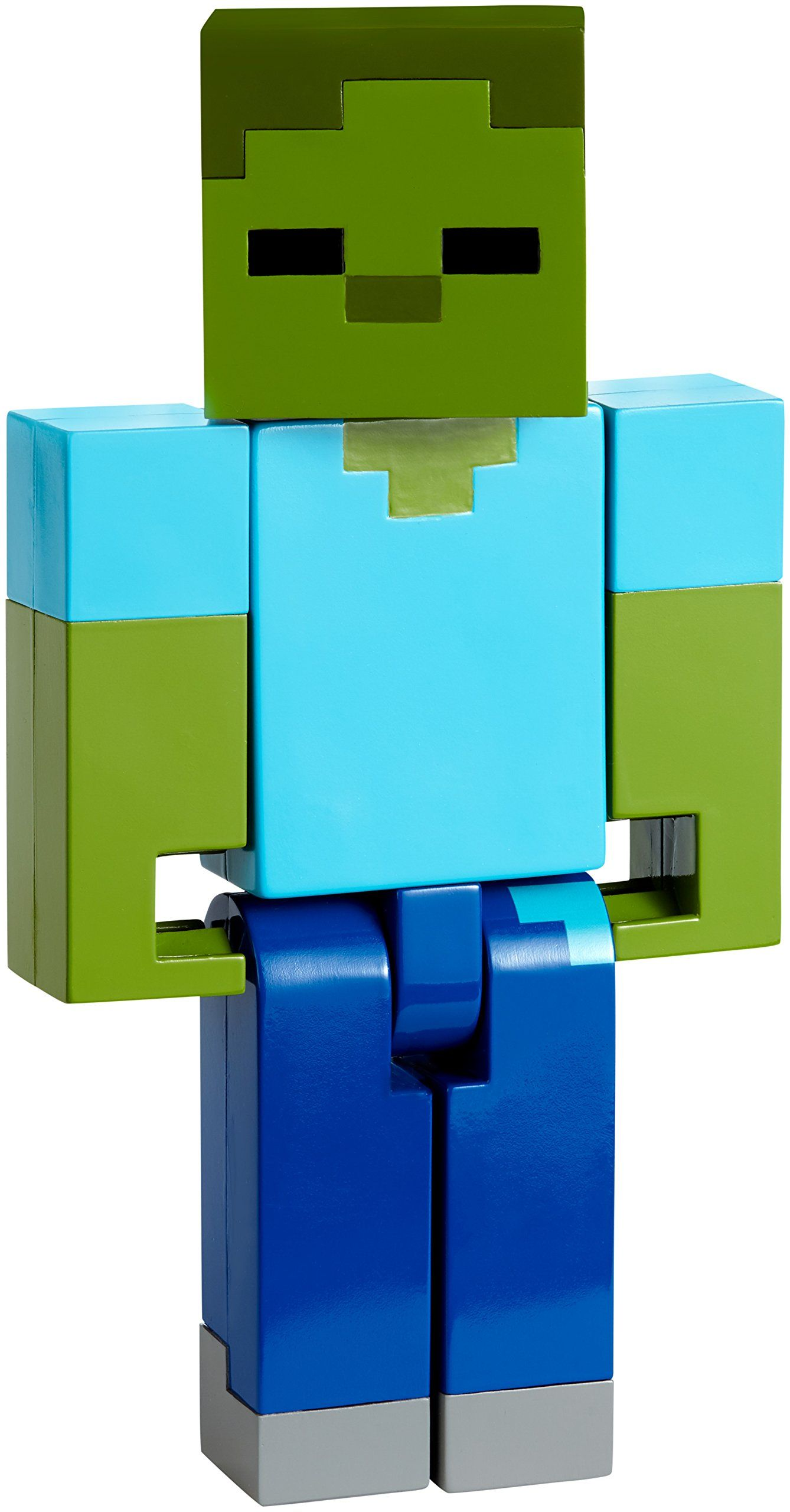 Minecraft Zombie Large Scale Action Figure -- Check out the image