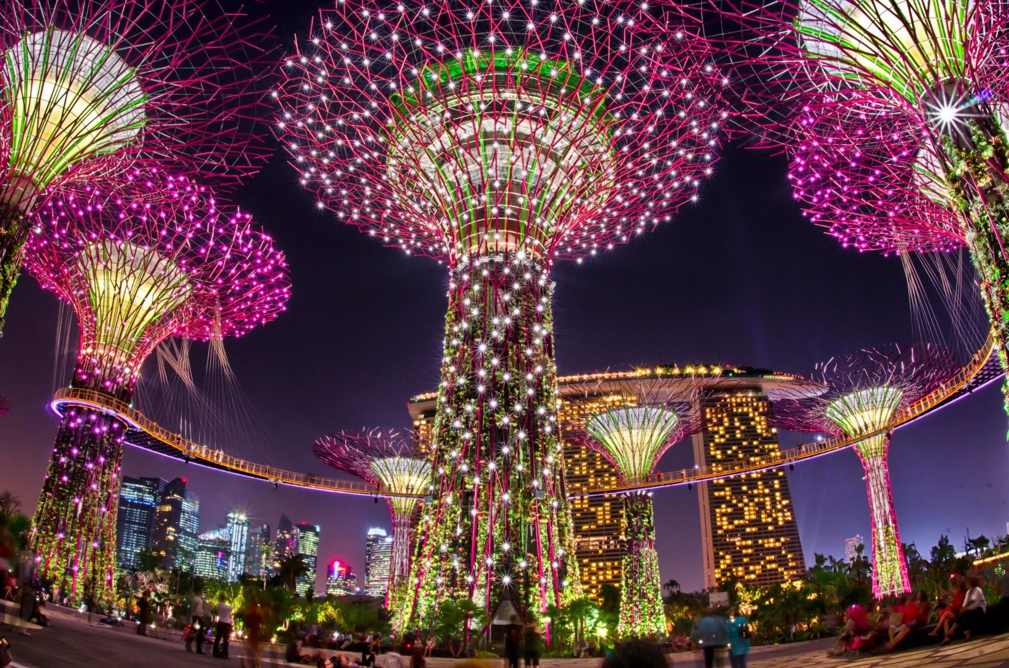 7 Best Places To Visit In Singapore Singapore Garden Singapore Tourist Spots Gardens By The Bay