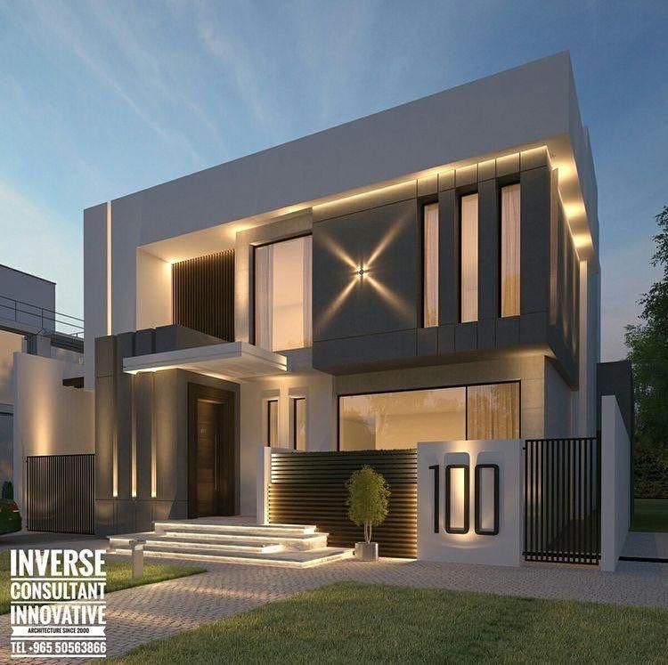 Modern Exterior Design: Pin By Earl Lucas On TASTE LEVEL In 2019