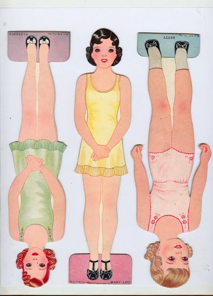 At Home and Abroad dolls - Bobe - Picasa Webalbum* Google 1500 free paper dolls at The International Society of Paper Dolls by artist Arielle Gabriel for paper doll pals at Pinterest *