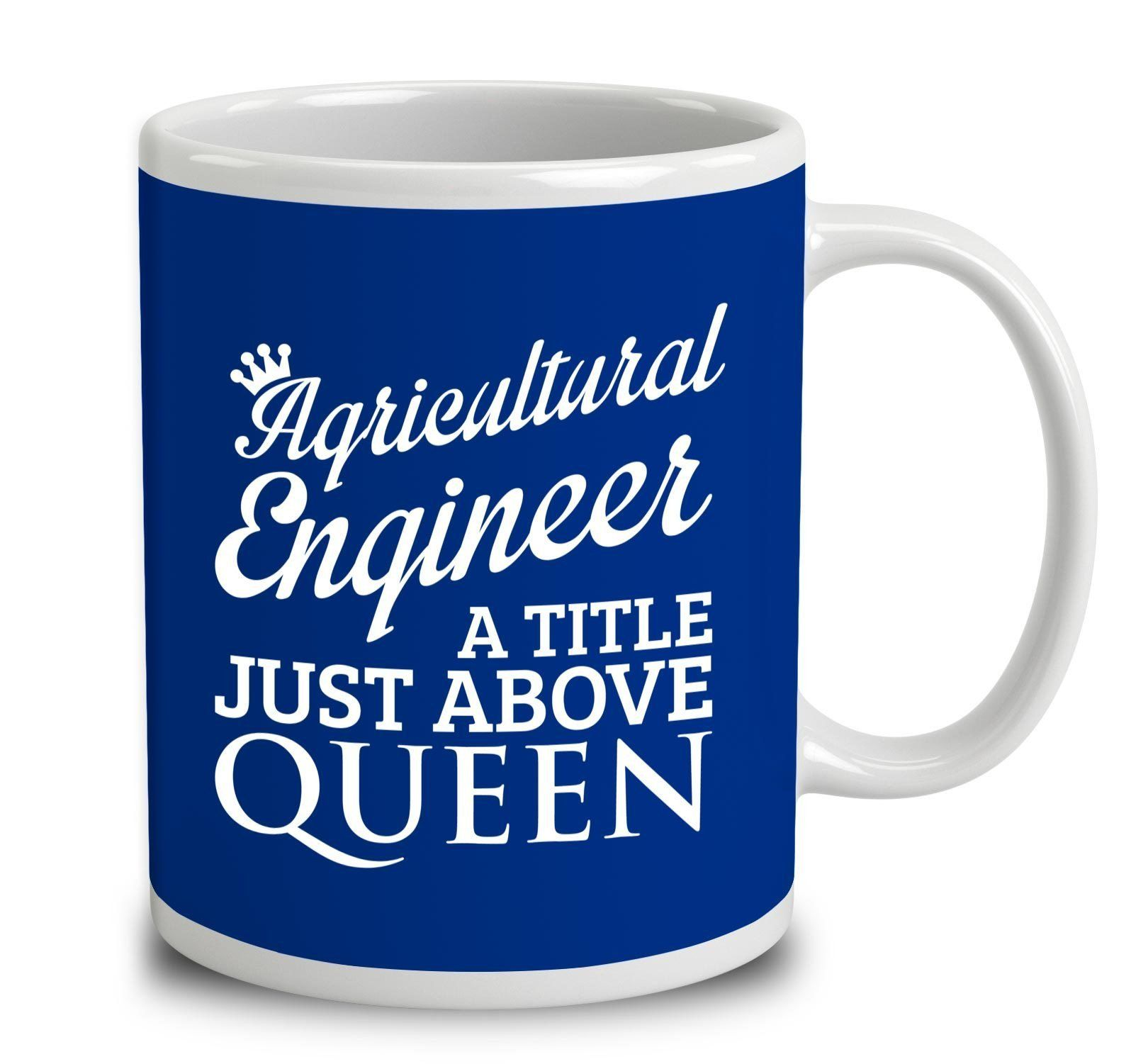 Agricultural Engineer A Title Just Above Queen Queen