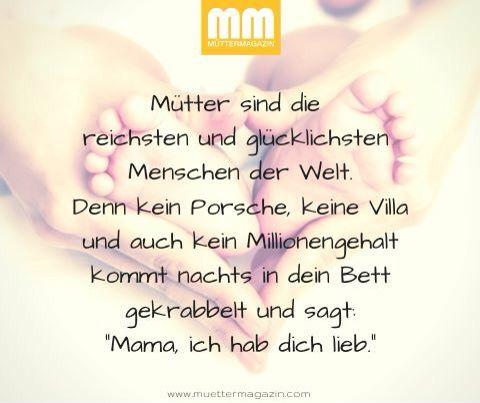 Mama Hab Dich Lieb Mama Und Papa Baby Sprüche Und Mama