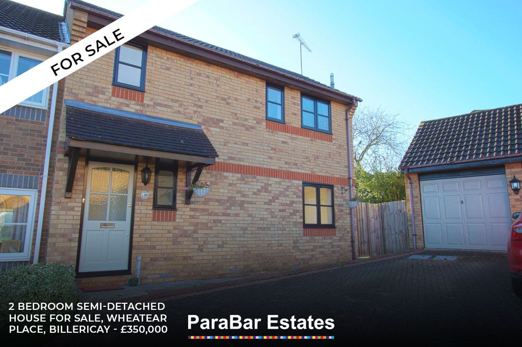 2 bedroom semidetached house for sale, Wheatear Place