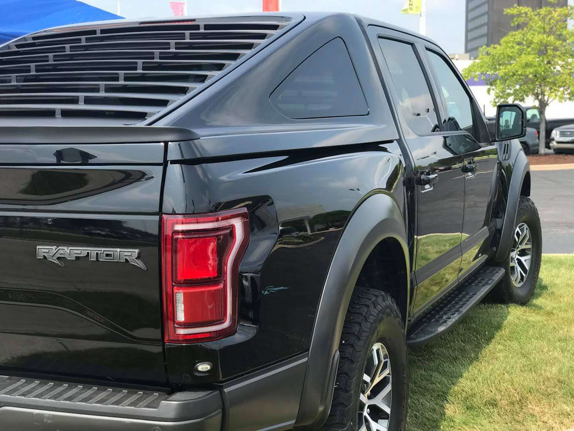This Mustang Inspired Ford F 150 Fastback Is Real And Yes You Can Buy It Ford F150 Mustang Ford