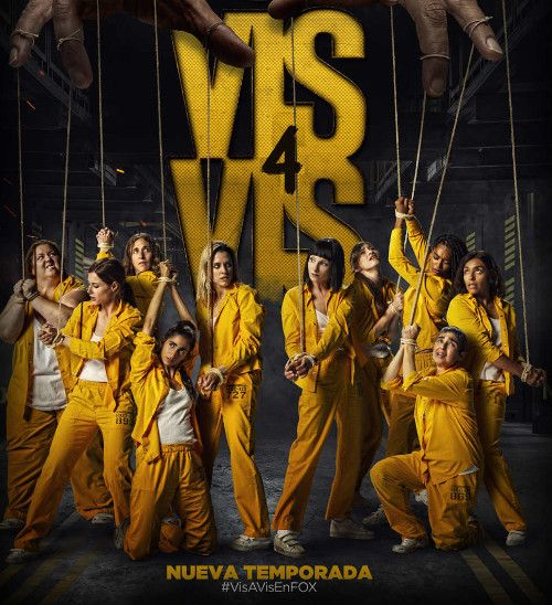 La Temporada 4 De Vis A Vis Ya Tiene Fecha De Estreno Netflix Filmes E Series Series E Filmes Filmes