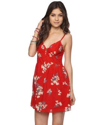 Ditsy Sunflower Dress   FOREVER21 - $15.80   Floral ...