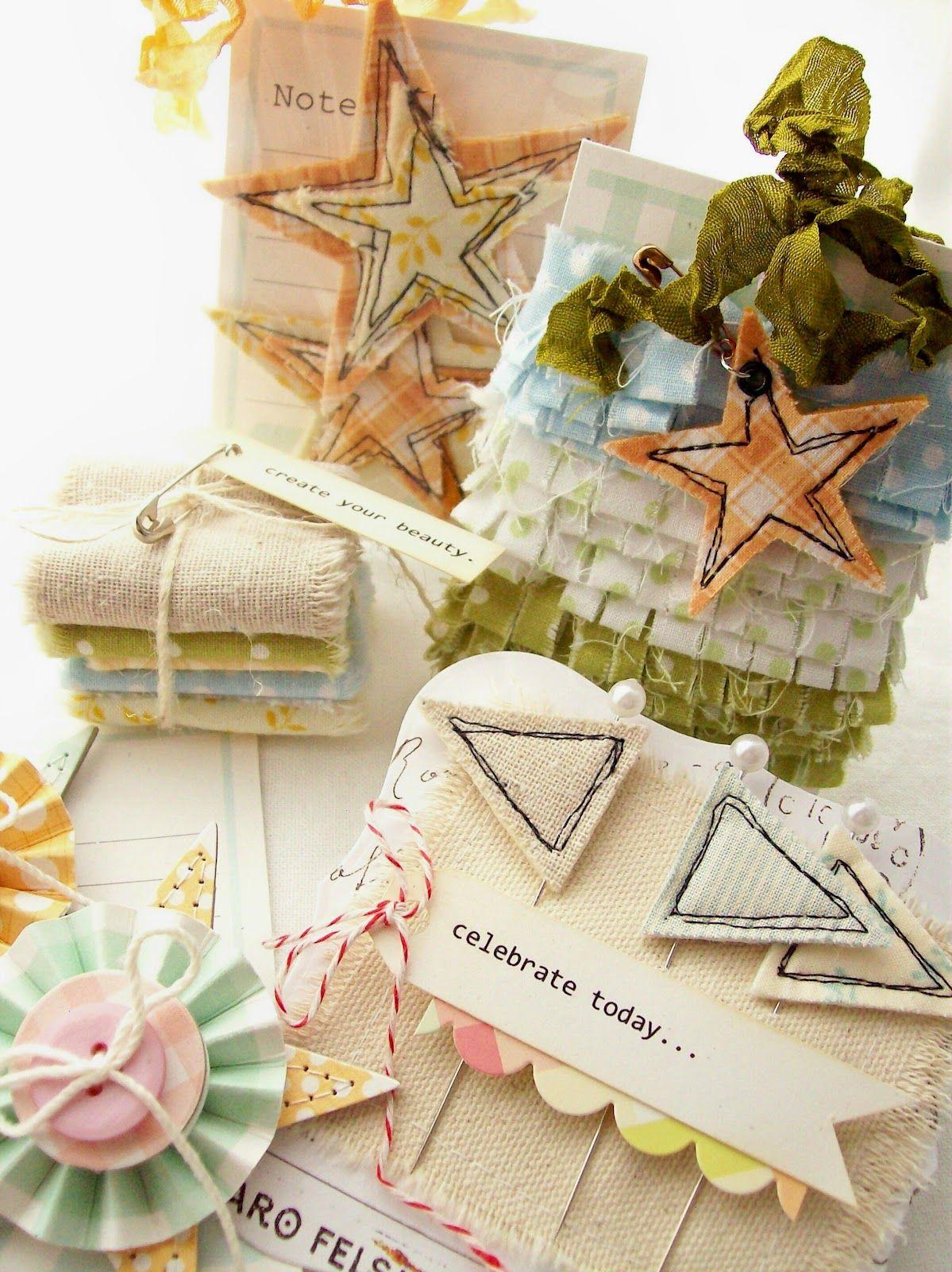Creative Paper Trail-stars