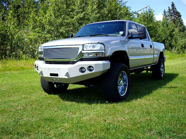 Bulletproof Bumpers Gmc Stealth Front Bumper Big Trucks Chevy