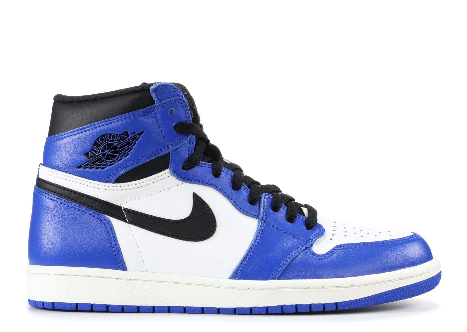 Air Jordan 1 Retro High Og Game Royal With Images Air