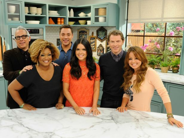 Bobby Flay Visits The Kitchen- Cinco de Mayo Episode | Food ...