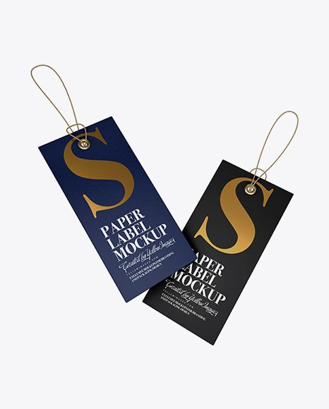 Download Two Textured Paper Label With Rope Mockup In Object Mockups On Yellow Images Object Mockups Mockup Free Psd Free Psd Mockups Templates Mockup Psd PSD Mockup Templates