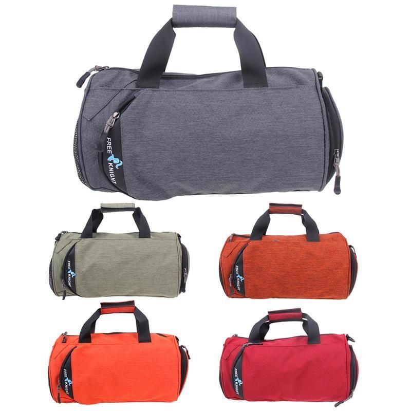 175f814e5 Waterproof Training Gym Bag Sports Handbag Women Men Fitness Outdoor  Shoulder Bag 20-35L Capacity