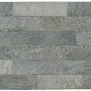 Self Adhesive Floor Tiles Grey Slate Effect