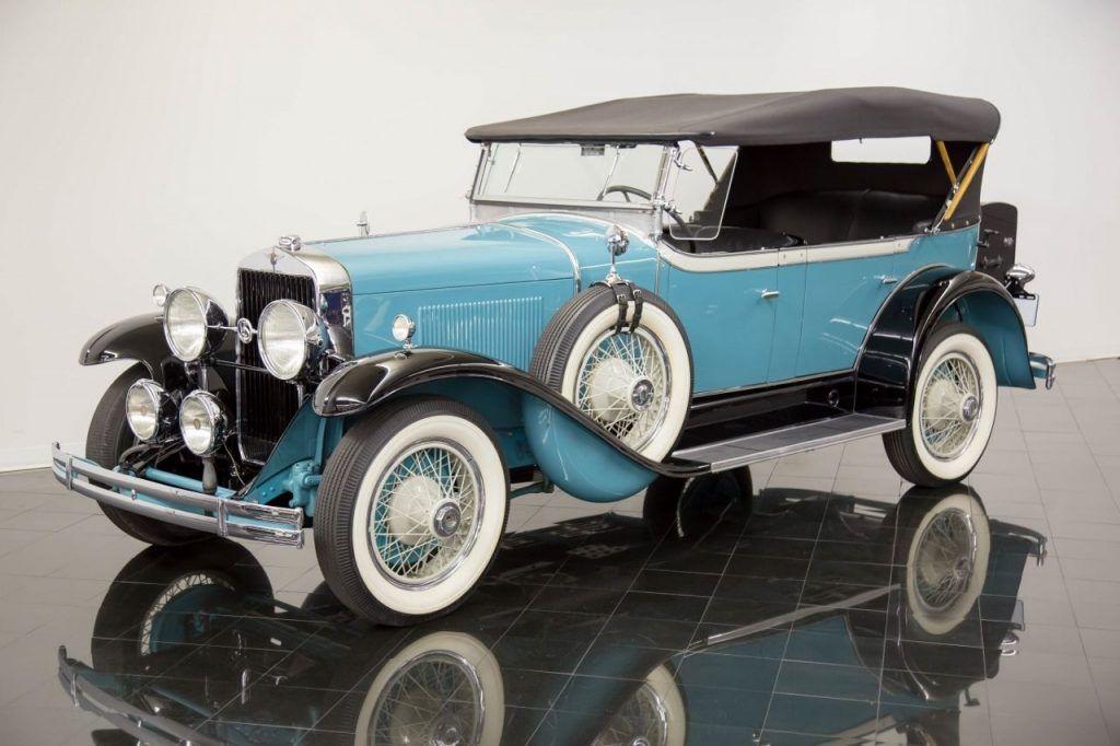 1929 LaSalle Series 328 Phaeton | American cars for sale ...