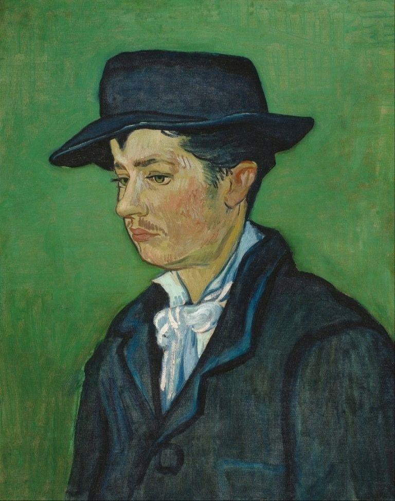 Vincent Van Gogh - Portrait of Armand Roulin ef2d4c28ef4