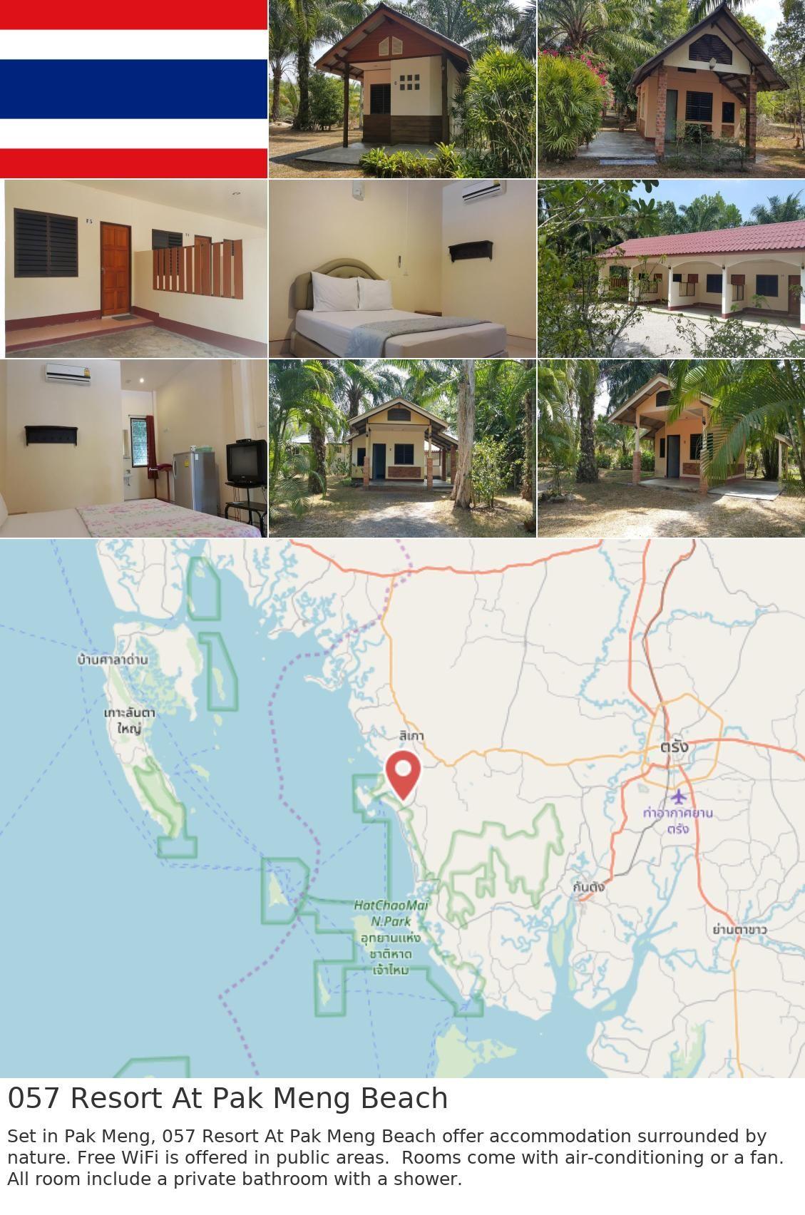 asia #thailand #ban pak meng 057 Resort At Pak Meng Beach