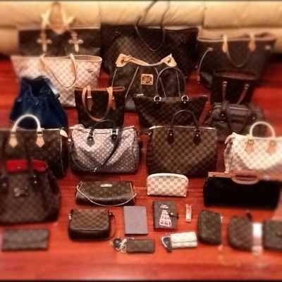 Downsizing for a better 2012. #louisvuitton collection by siradong