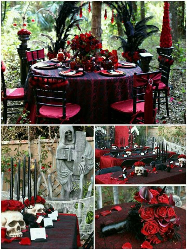 Pin By Suzanne Perrotte On Our Wedding Ideas Halloween Wedding
