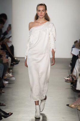 Zero + Maria Cornejo Spring 2018 Ready-to-Wear  Fashion Show Collection