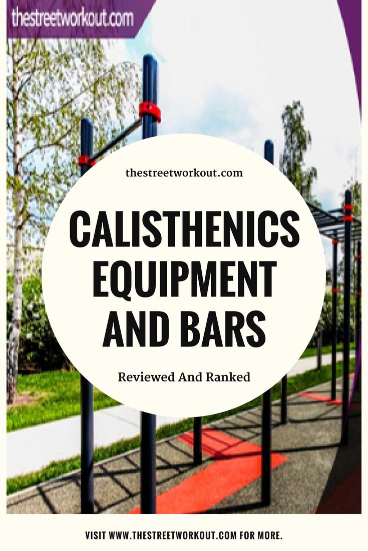 best calisthenics equipment and