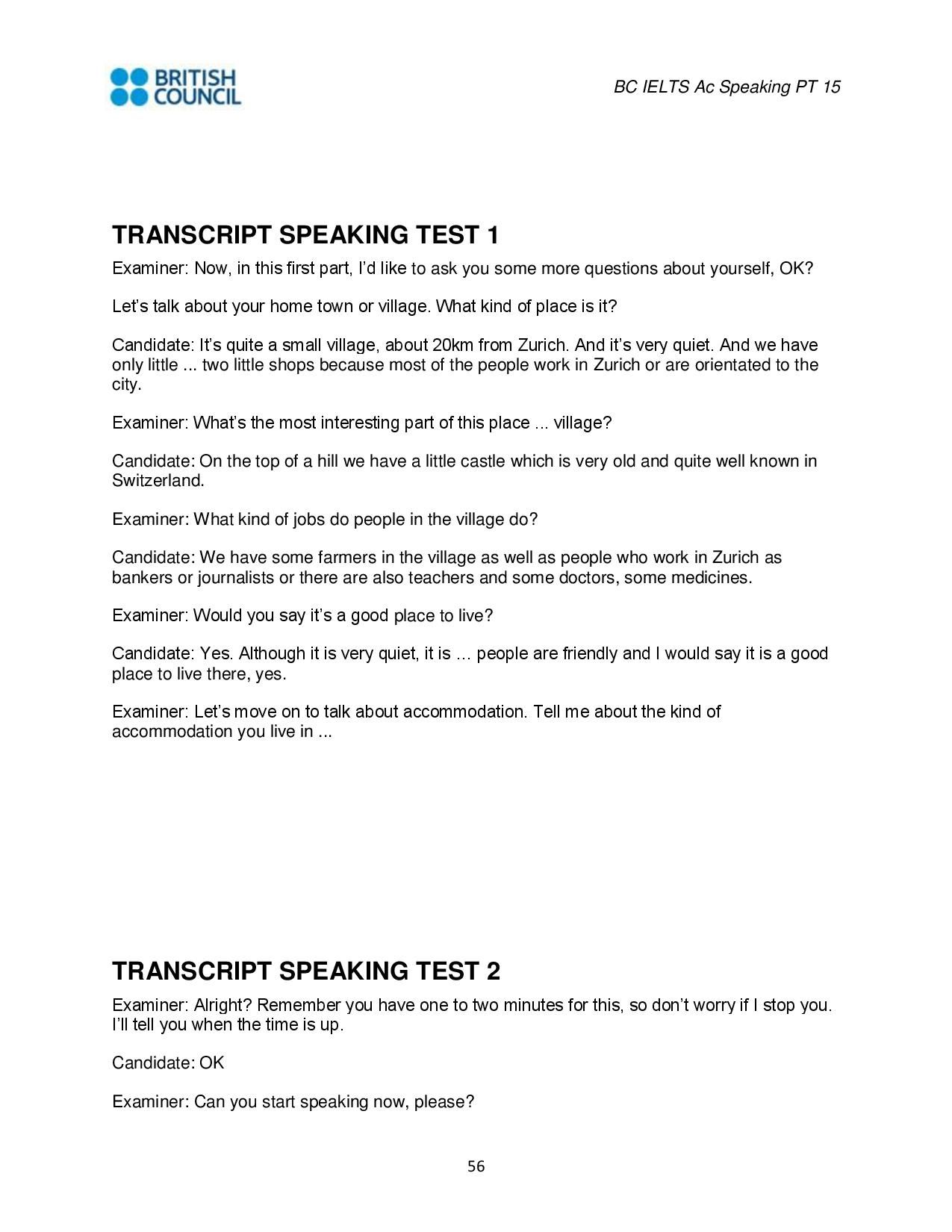 Pin On Test Ielts reading mock test with answers pdf
