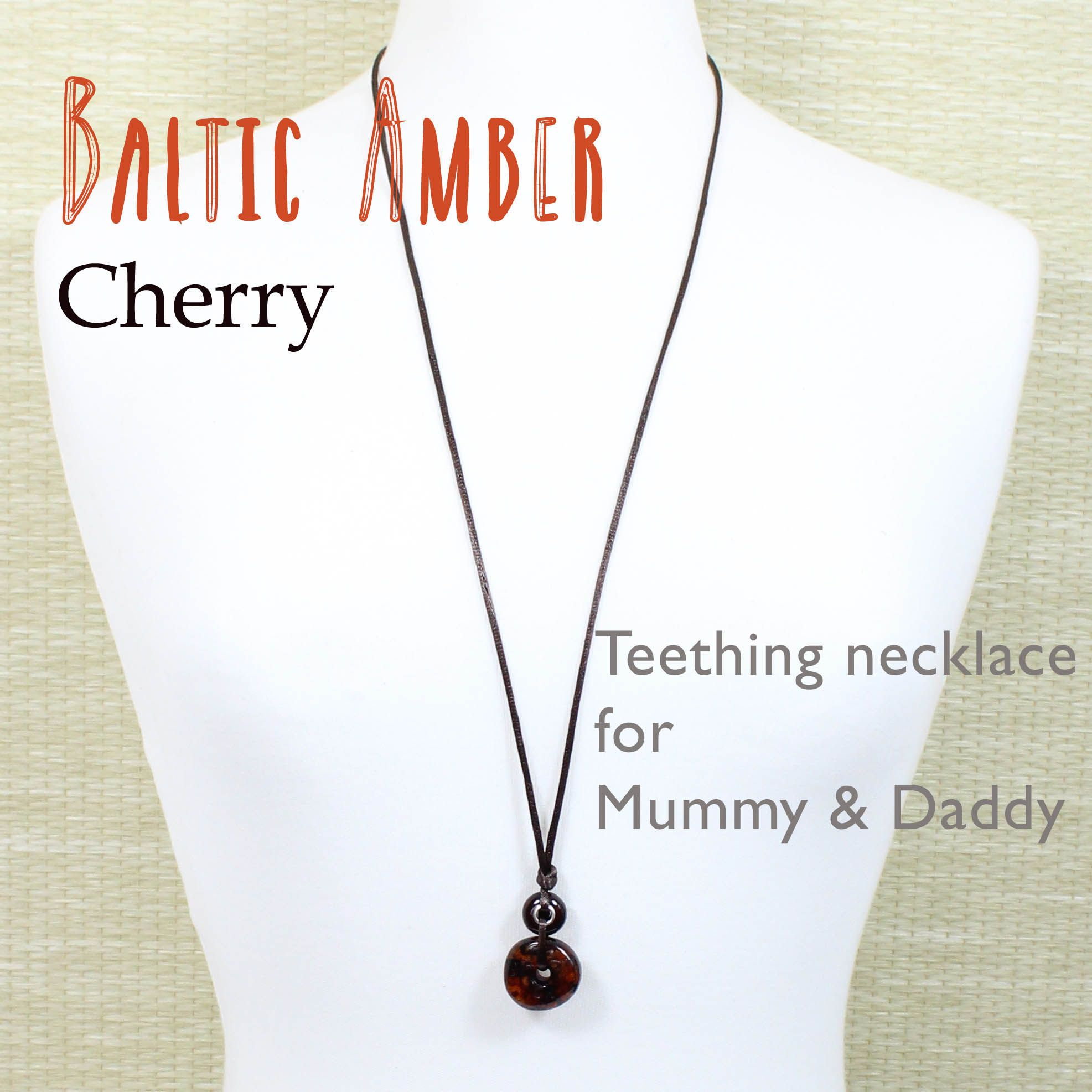 AMBER TEETHING NECKLACE  Do they work?  We've taken a different angle on this by selling #amberteethingnecklaces that are worn by the parents. Read our blog post here  #amberteethingnecklaces #safeparenting