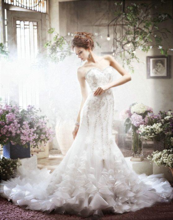 Image result for Korean model Wedding