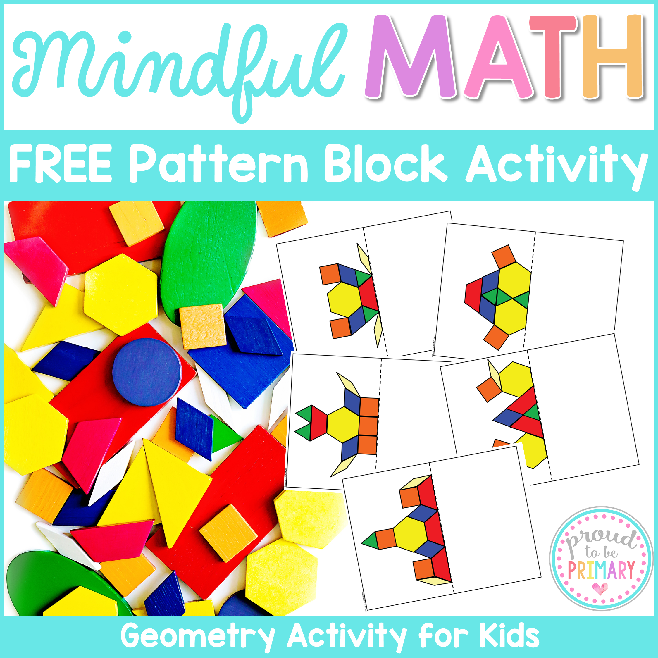 Geometry And Shapes For Kids Activities That Captivate