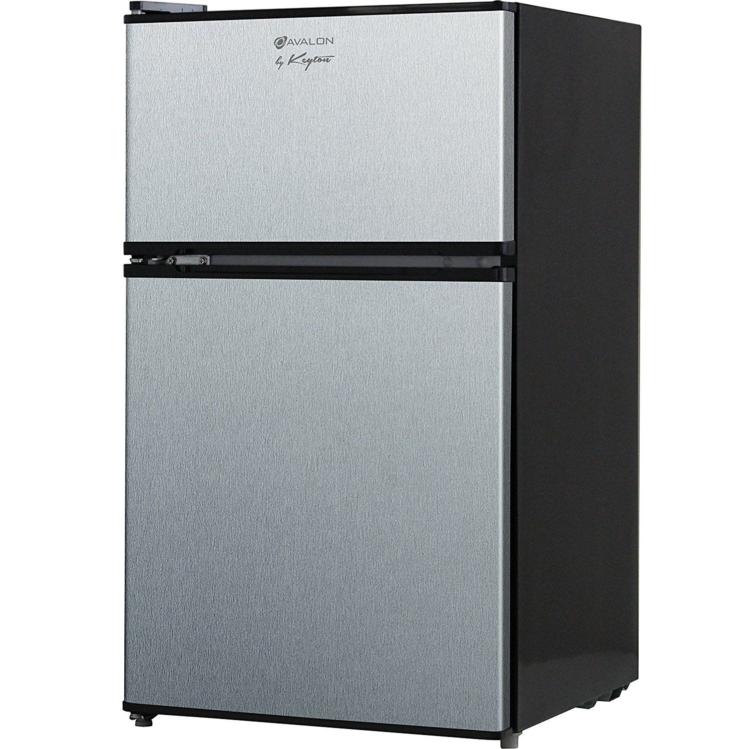Avalon By Keyton Refrigerator And Freezer With Double Doors