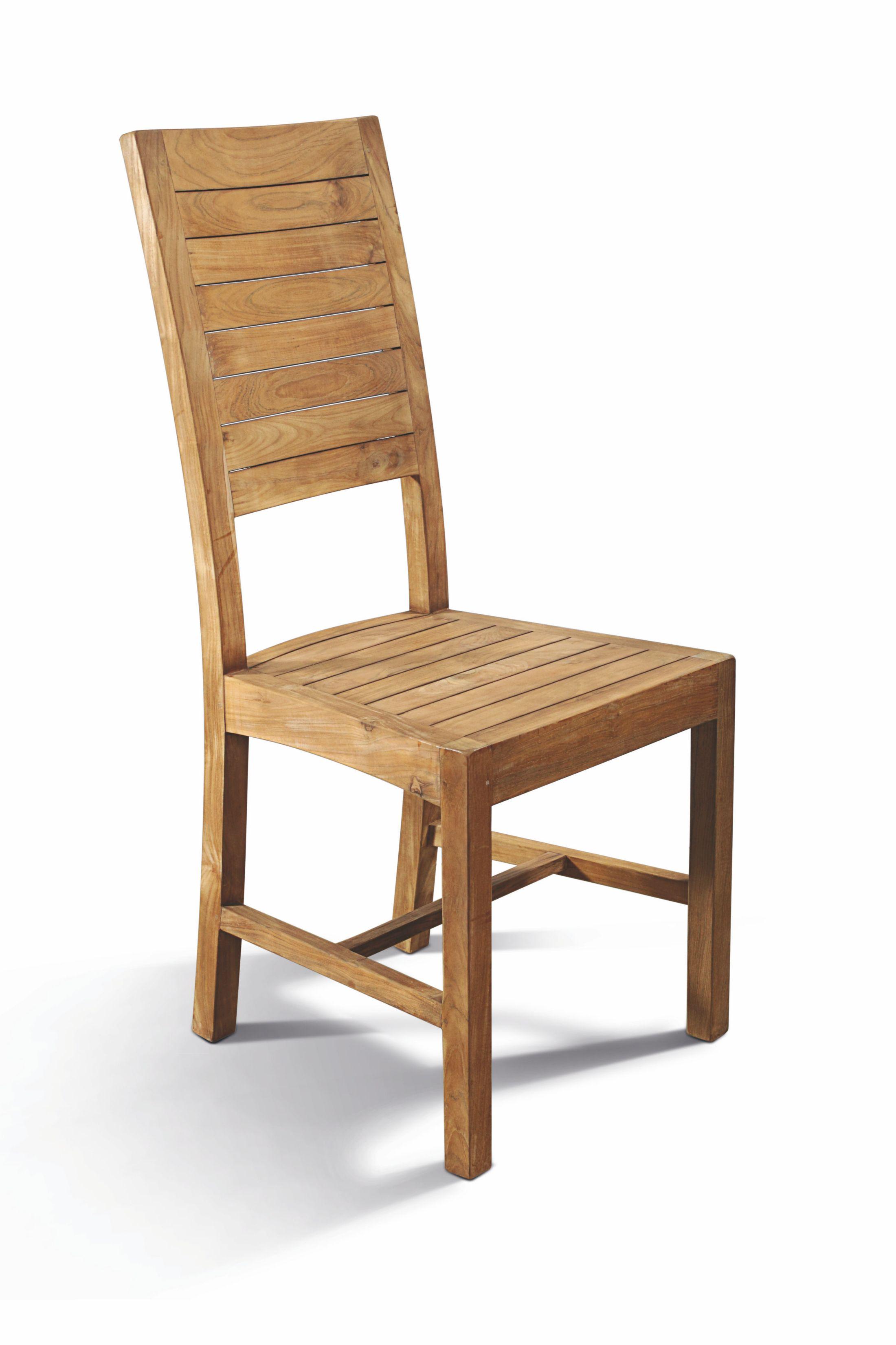 Stuhl Teak Recycelt Woody 195-00062 Teakholz Modern Jetzt bestellen ...