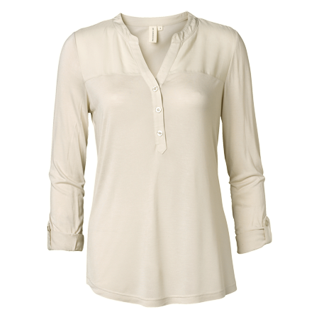 Charlotta jersey blouse fr MQ
